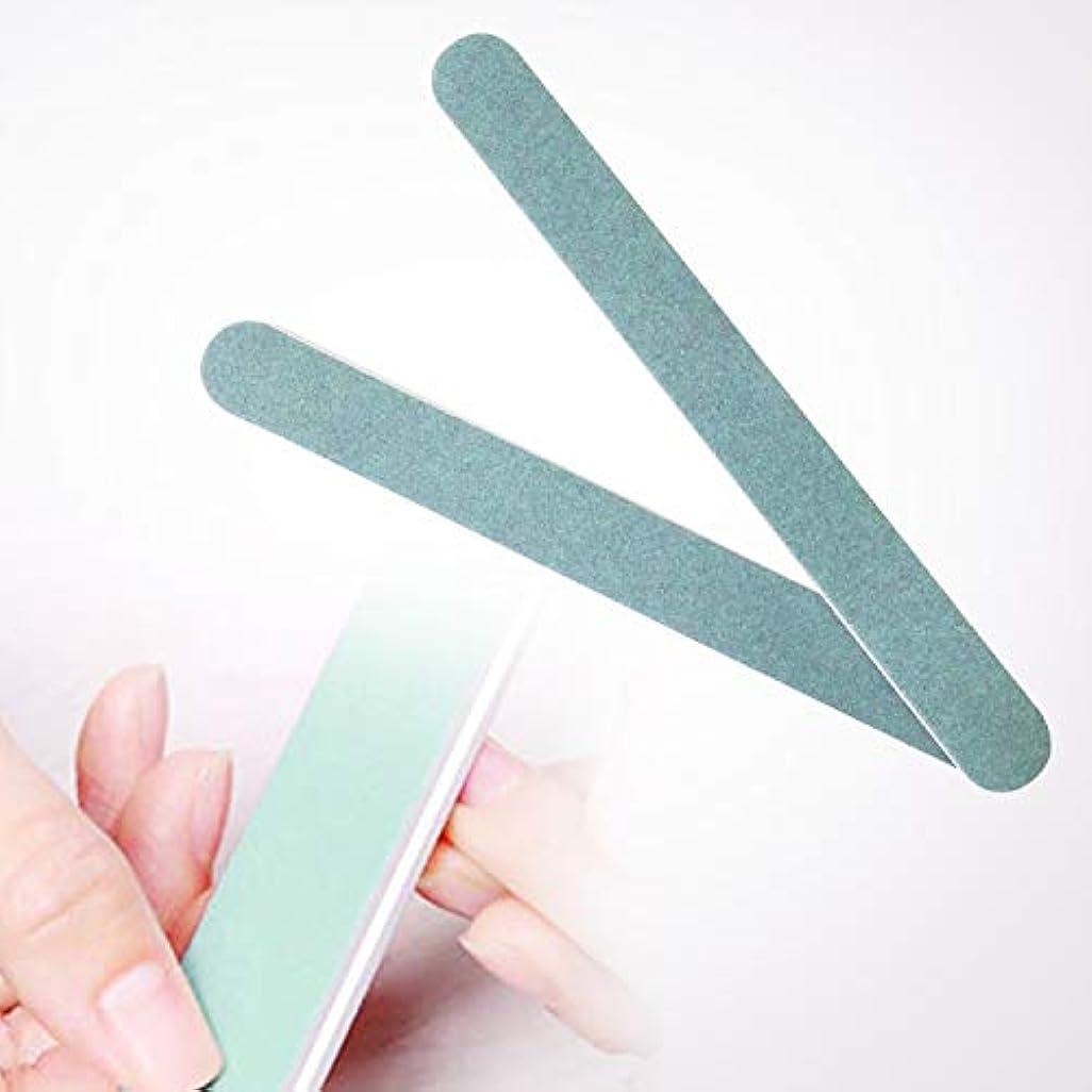 精度海外で静かなurlifeエリコネイル エメリーボード パーフェクトシャイン ネイルをつやつやにするスポンジネイルファイル 両面使えるマニキュアDIYのソフトファイル 爪磨き 爪に優しい爪やすり 2本入