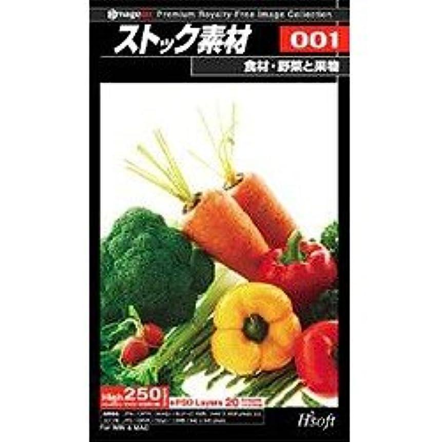 ビルマ研究所差別的ストック素材 001?食材?野菜と果物