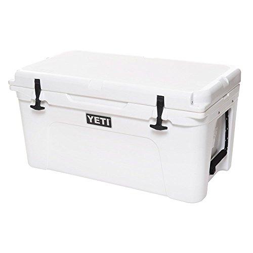 イエティ Tundra タンドラ Cooler クーラー BOX バーベキュー キャンプに最適 日本未発売 White 65QT 61.5L