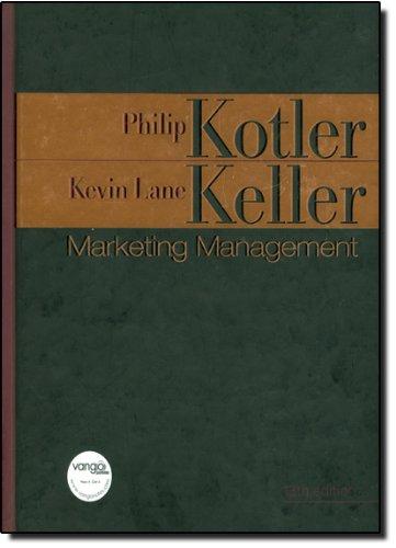 Download Marketing Management 0136009980
