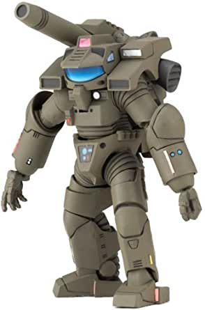 特撮リボルテック037 機動歩兵(スタジオぬえデザイン版) ノンスケール ABS&PVC製 塗装済み アクションフィギュア