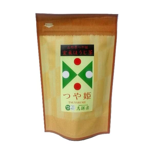 志鎌園 つや姫玄米ほうじ茶TB 2g×10包の商品画像