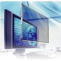 パソコンフィルター デスクトップ用 ワイド24.0Wインチ【SD8W-240SLZ:チタンカラーフレーム】