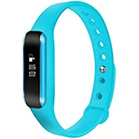 Universal C6 Multifuctioal Intelligent Bracelet OLED 0.69 Inch Display 4.0 Sleep Track Wristband For Android
