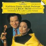 バッハ:ソプラノとヴァイオリンのためのアリア集