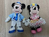 ミッキー&ミニー ぬいぐるみ キーホルダー SPRING VOYAGE