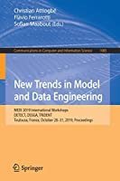 New Trends in Model and Data Engineering: MEDI 2019 International Workshops, DETECT, DSSGA, TRIDENT, Toulouse, France, October 28–31, 2019, Proceedings (Communications in Computer and Information Science)