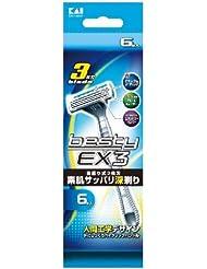 貝印 ベスティーEX3 6本入