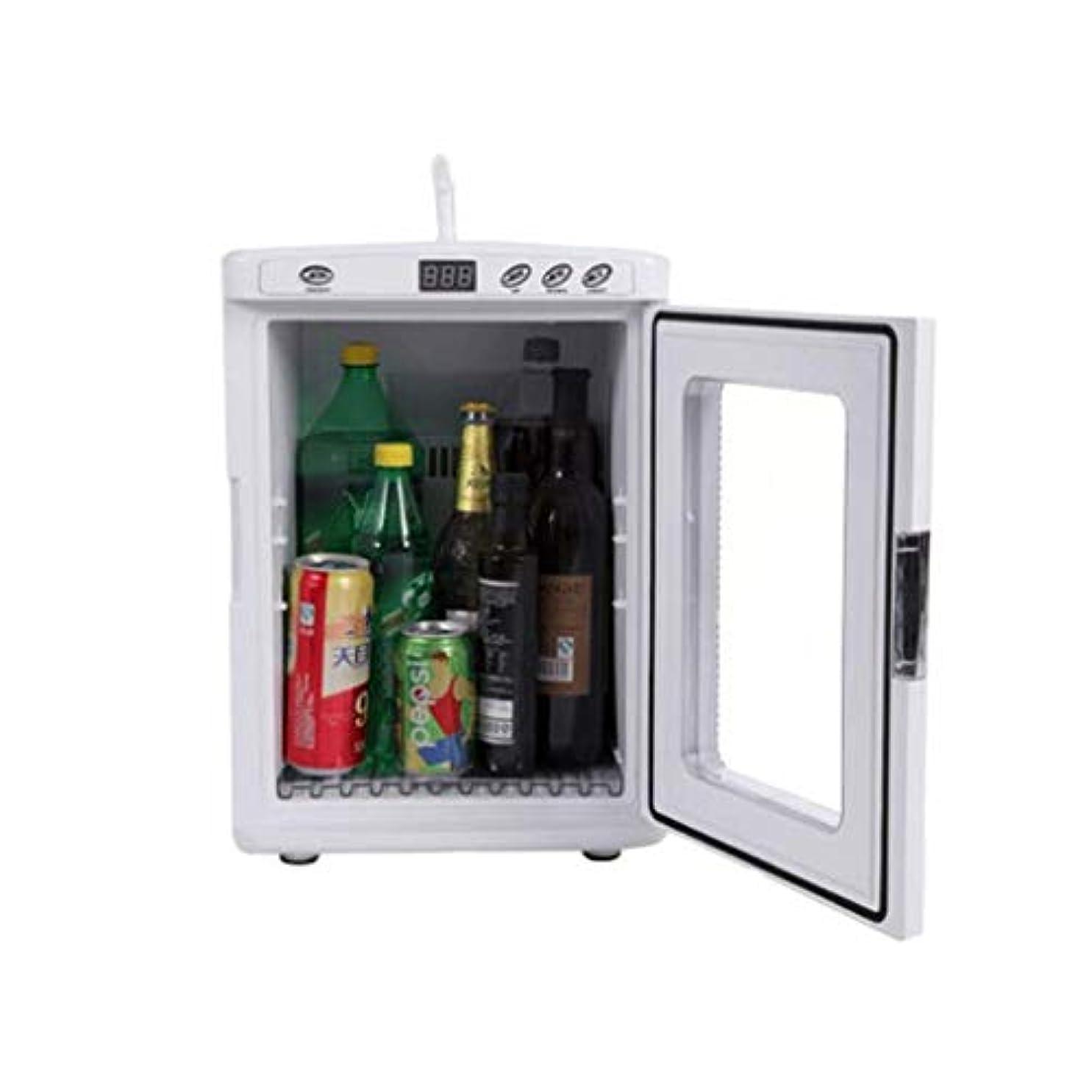中性薬過敏なポータブル 25L車の加熱と冷却の箱車と家庭の二重使用冷凍の暖房 絶妙な