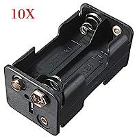 Prament 10本4穴4×AA電池ホルダーバックホルダーケースボックス COD