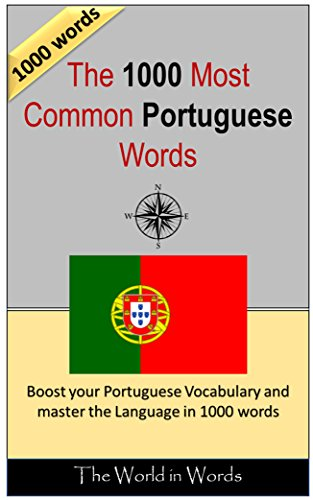 amazon the 1000 most common portuguese words vocabulary training