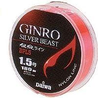 ダイワ(Daiwa) 銀狼ライン パッションピンク 1.8号/160m 04690522