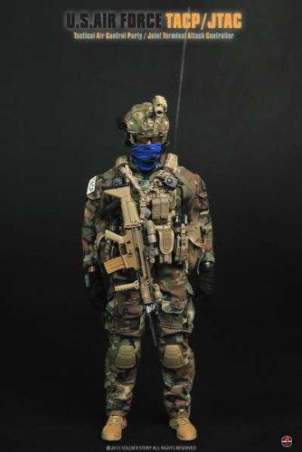 ソルジャー・ストーリー アメリカ空軍 TACP戦術航空統制班/JTAC統合末端攻撃統制官