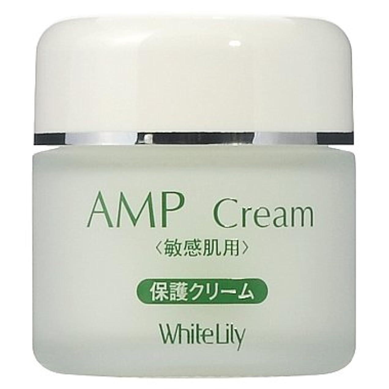 望む一緒クラックポットホワイトリリー AMPクリーム 40g クリーム