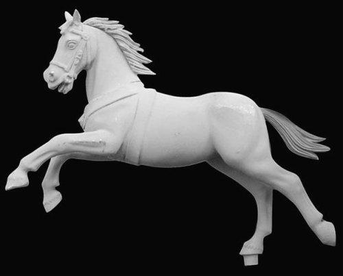 アンドレアミニチュアズ SG-A14 Chariot Horse 1