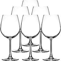 オーシャン ワイングラス ボルドー 600ml マディソン 1015A21 6個セット