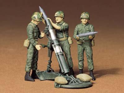 1/35 MM アメリカ迫撃砲兵