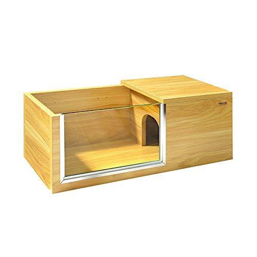 ゼンスイ モクモクガーデン 6030 (組立式木製ケージ)