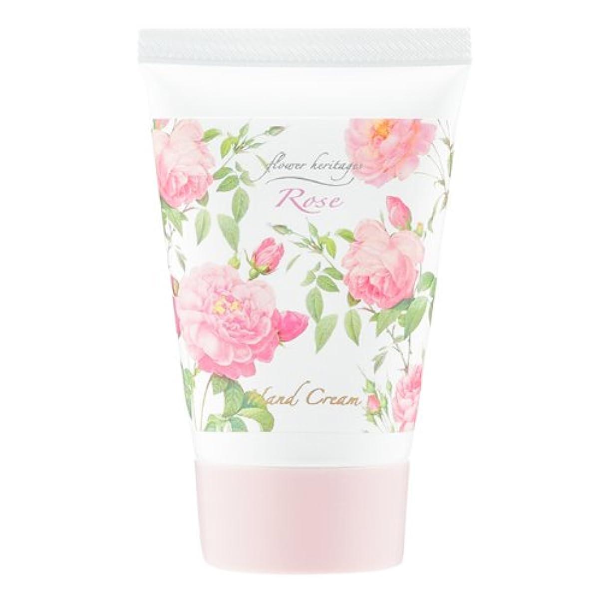 遊具磁石ボードネイチャータッチ (Nature Touch) Flower Heritage ハンドクリーム40g/ローズ
