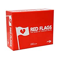 Red Flags: 400-Card Main Game [並行輸入品]
