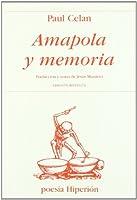 Amapola y memoria