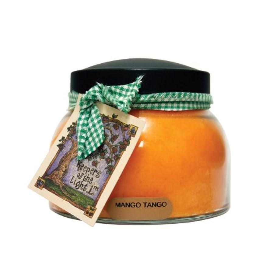 眉リットル読書をするA Cheerful Giver Mango Tango ベイビージャーキャンドル 22oz JM83