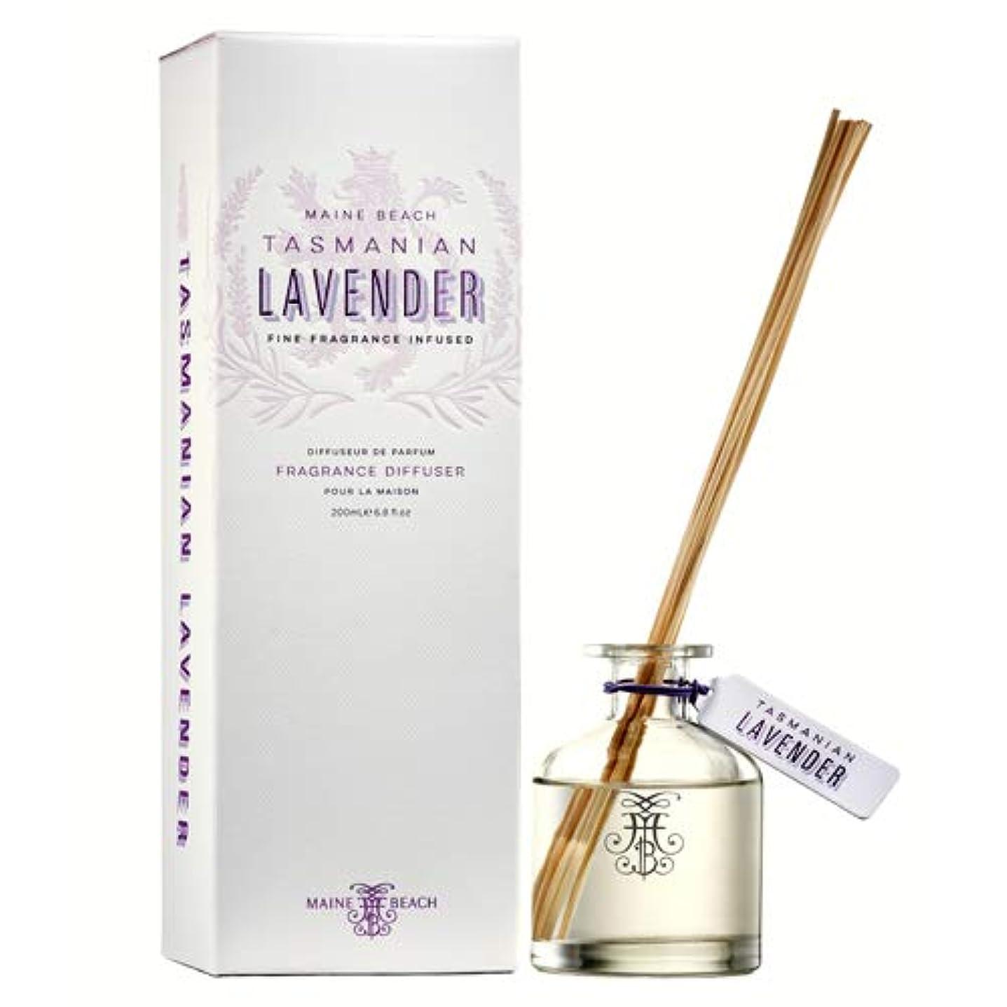 ポテト基礎無しMAINE BEACH マインビーチ TASMANIAN LAVENDER タスマニアン ラベンダー Fragrance Diffuser フレグランス ディフューザー