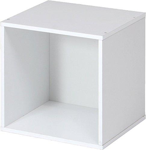 キューブボックス-オープンタイプ(背板付)