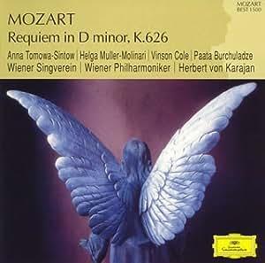 モーツァルト:レクイエム ニ短調