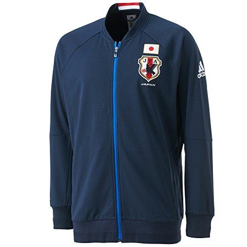(アディダス)adidas サッカー日本代表 ホーム アンセムジャケット BBP61 [メンズ] AC6732 ナイトネイビー/ホワイト J/L