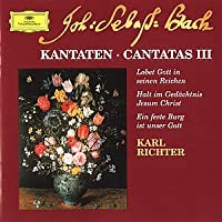 Bach;Cantatas 3
