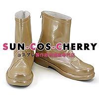 【サイズ選択可】コスプレ靴 ブーツ K-2604 アベンジャーズ/インフィニティ・ウォー Avengers: Infinity War サノス 女性22CM