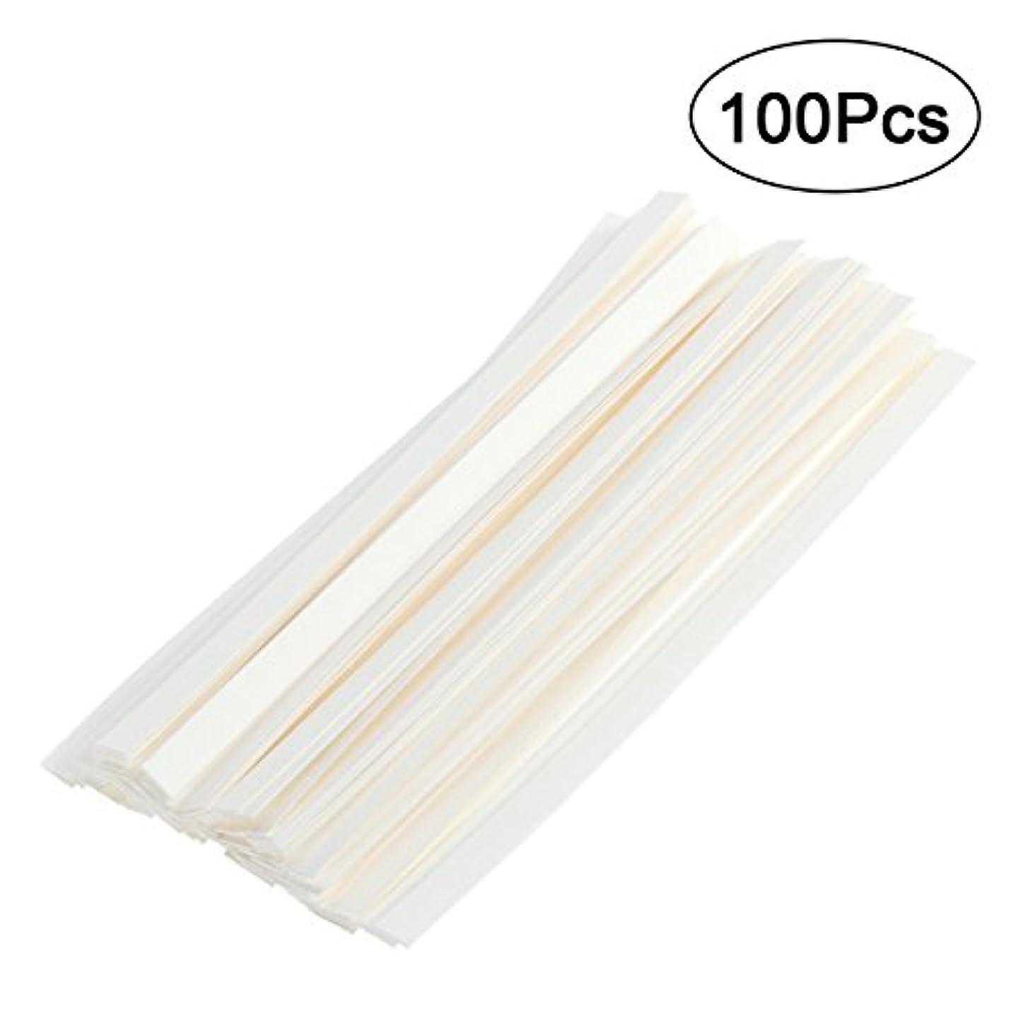毒液式印象的Frcolor 試香紙 香料試験紙 プロ用 匂い紙 アロマテラピー ペーパー 200本セット