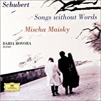 Schubert: Songs Without Words (1996-09-17)