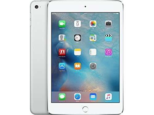 Apple iPad mini 4 Wi-Fiモデル 128GB シルバー ...