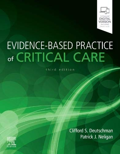 Download Evidence-Based Practice of Critical Care, 3e 0323640680