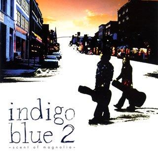 indigo blue 2~scent of magnolia~