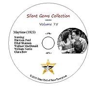 DVD Maytime (1923) Ethel Shannon Harrison FordClara BowClassic Silent Drama【DVD】 [並行輸入品]