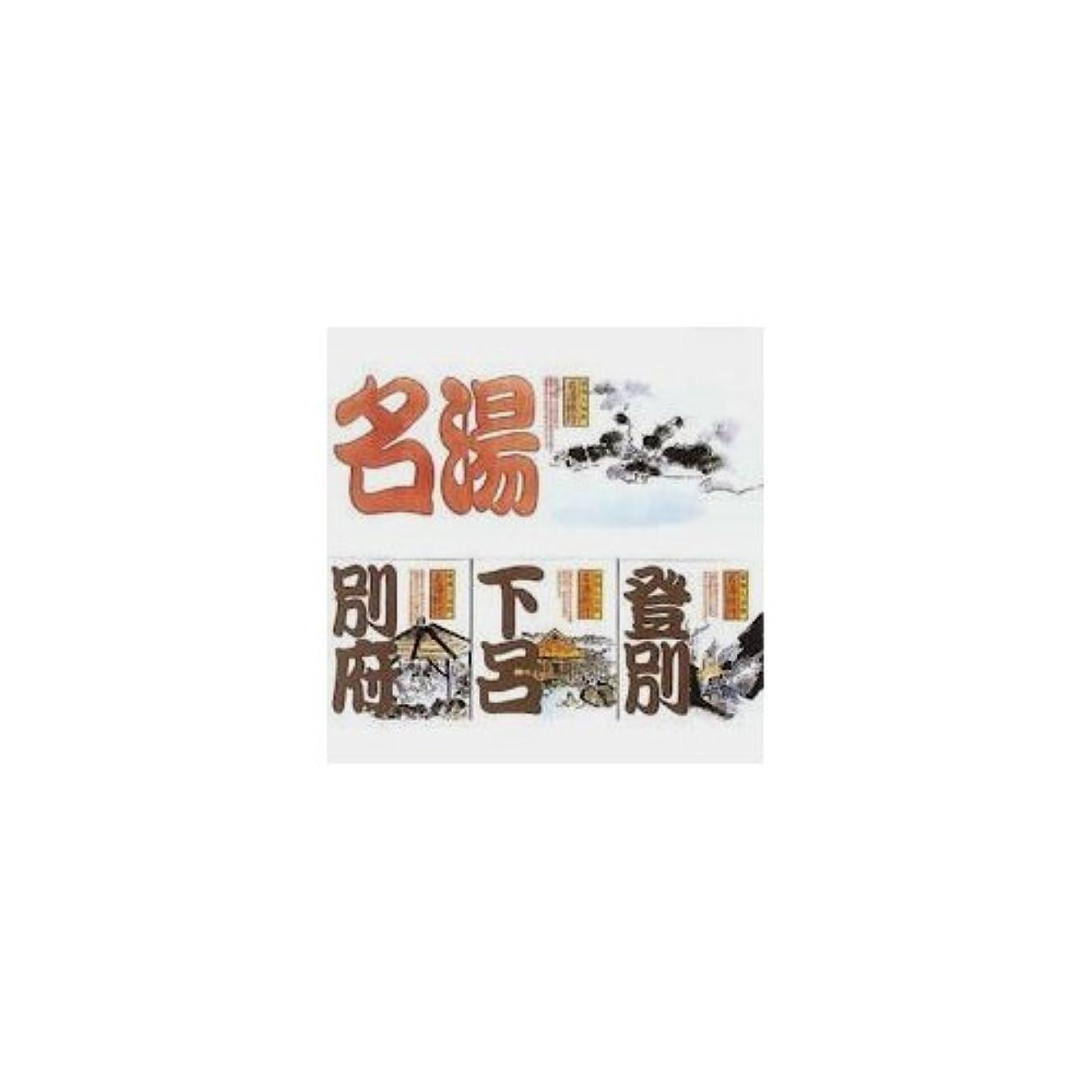 おしゃれな部屋を掃除する人種名湯旅行ギフトセット MTR10 [医薬部外品]