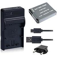 NinoLite 3点セット DMW-BCM13 互換 バッテリー +USB型 充電器 +海外用交換プラグ dc145dmwbcm13_t.k.gai