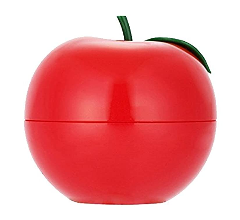 すり心臓電球トニーモリー TONY MOLY レッド アップル ハンドクリーム