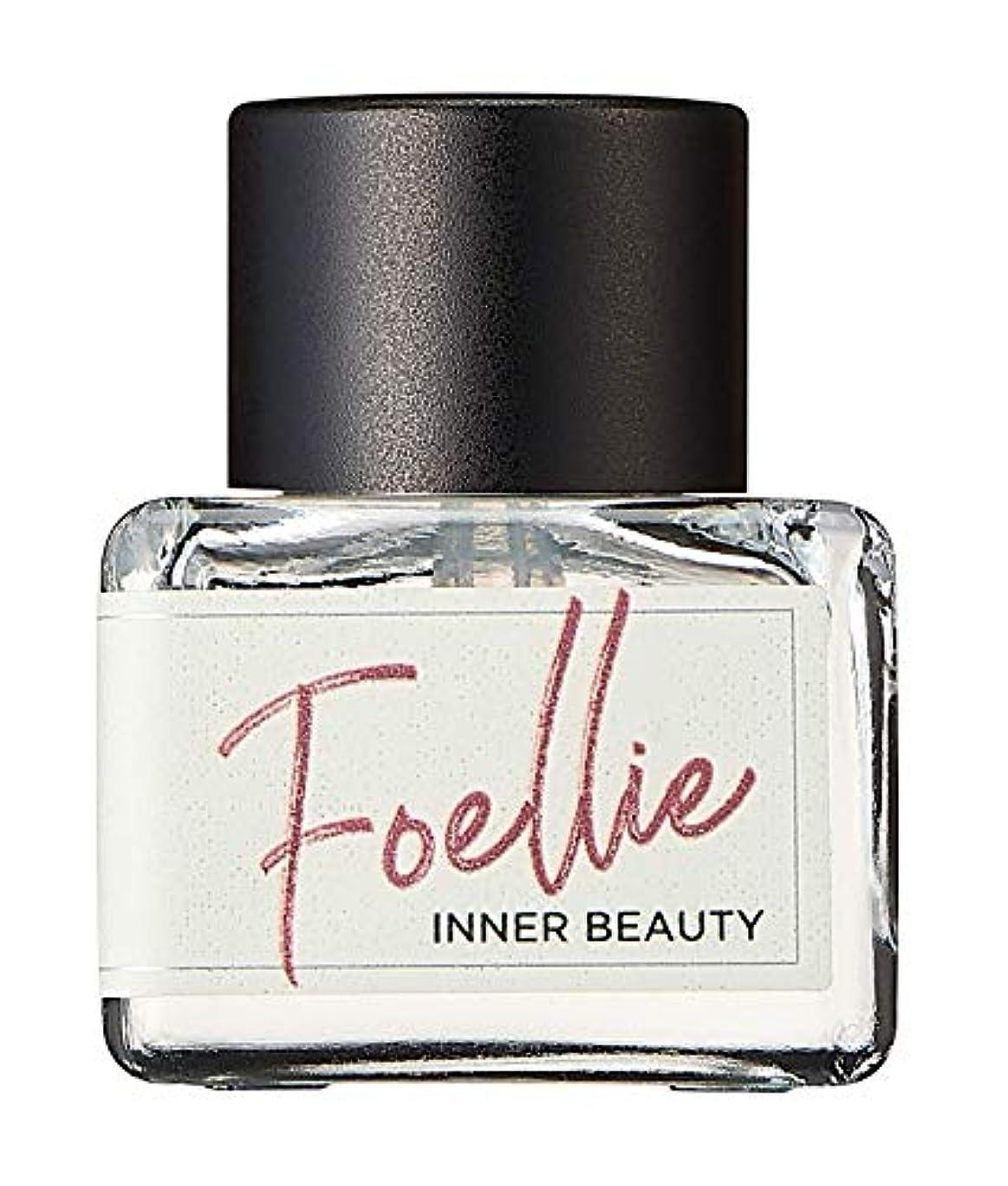 [フォエリー(FOELLIE)] eau de bonbon オードボンボン – フェミニン、インナービューティー香水(下着用)、甘い桃の魅力的な香りの香水, 5ml(0.169 fl oz)
