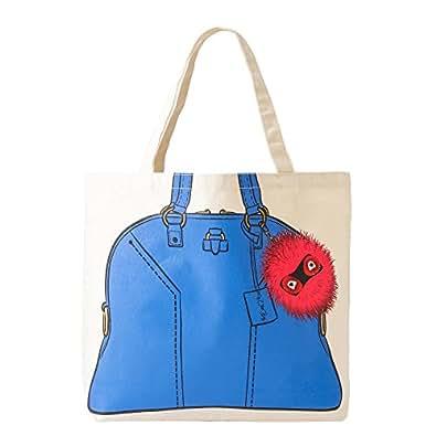 My Other Bag(マイアザー バッグ) エコバッグ Kate Denim MOB Monster B01-64 [並行輸入品]