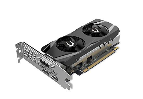 『ZOTAC ゾタック GAMING GeForce GTX 1650 LP グラフィックスボード VD7014 ZT-T16500H-10L』の2枚目の画像