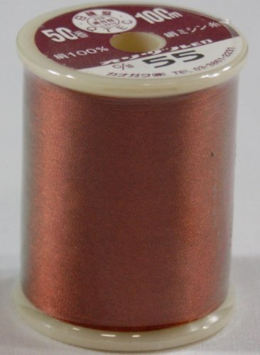 オリヅル絹ミシン糸  50番 100m  55