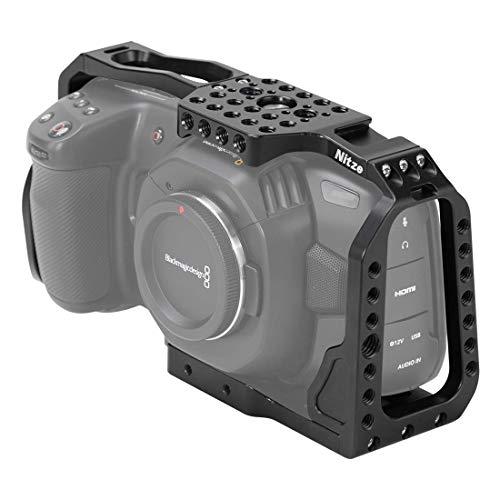 Nitze Blackmagic Pocket Cinema Camera 4K用BMPCC 4Kカメ専用ケージ TP10