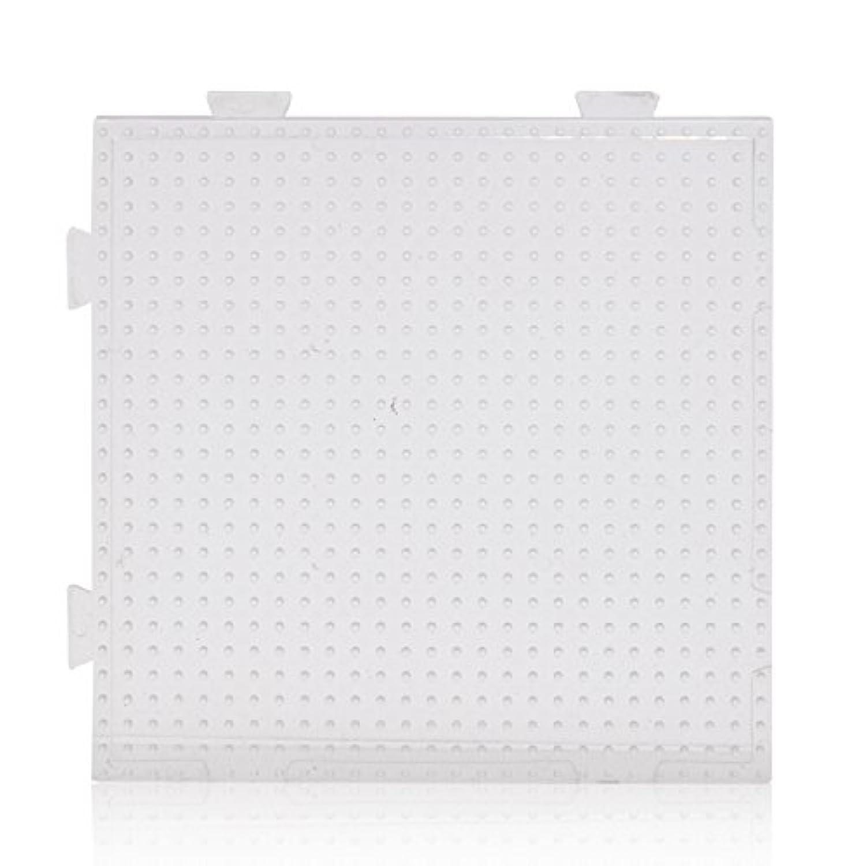 Artkalビーズ小さな正方形2.6 MMミニビーズペグボードcp01