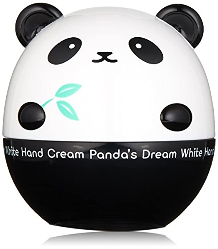 と遊ぶダルセットコンソールTONYMOLY パンダのゆめ ホワイトハンドクリーム 30g Panda's Dream White Hand Cream お手元輝くハンドクリーム美肌成分含有 【韓国コスメ】トニーモリー