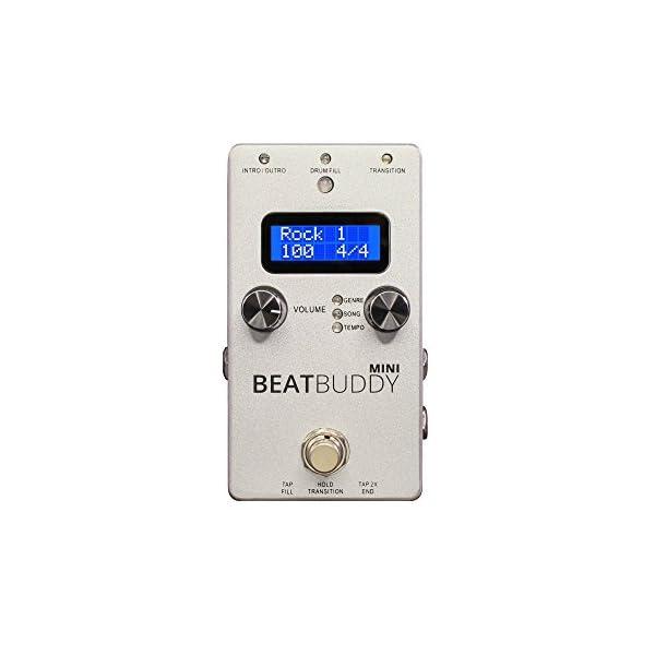 「BeatBuddyMini」ギターペダル型ドラ...の商品画像