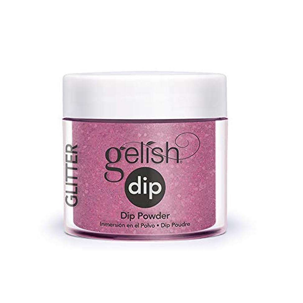 パース放射性確認するHarmony Gelish - Acrylic Dip Powder - Too Tough to be Sweet - 23g / 0.8oz